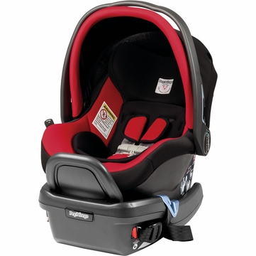 Peg Perego Primo Viaggio 4-35 Infant Car Seat - Flamenco Red