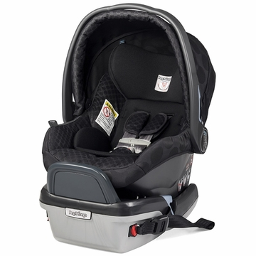 Peg Perego Primo Viaggio 4-35 Infant Car Seat - Pois Black