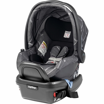Peg Perego Primo Viaggio 4-35 Infant Car Seat - Portraits Grey
