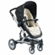 Peg Perego Skate Carriage Stroller 2008  in Black Bubbles