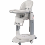Peg Perego Tatamia 3-in-1 Highchair in Latte