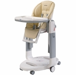 Peg Perego Tatamia 3-in-1 Highchair in Paloma