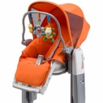 Peg Perego Tatamia Accessory Set in Arancio Orange