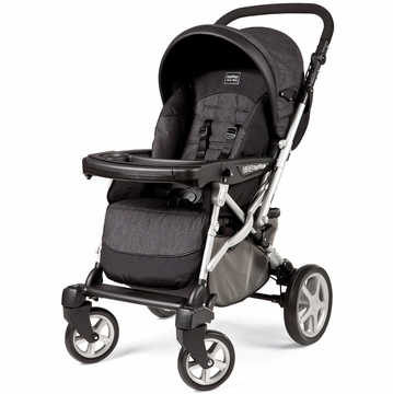 Peg Perego Uno Stroller - Denim Black