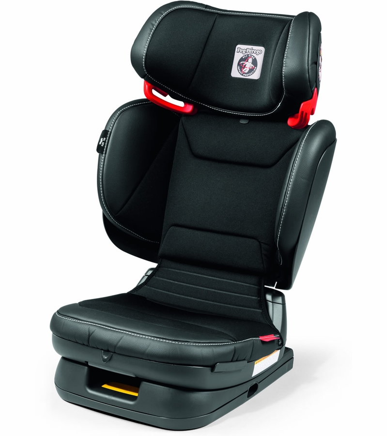 Peg Perego Viaggio Flex 120 Booster Car Seat Licorice