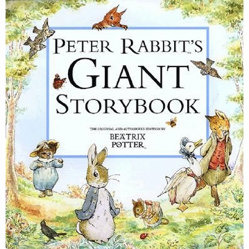 Peter Rabbit's Giant Story Book (Beatrix Potter)