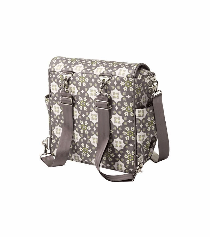 petunia pickle bottom boxy backpack in misted marseille. Black Bedroom Furniture Sets. Home Design Ideas