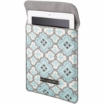Petunia Pickle Bottom Stowaway iPad Sleeve in Classically Crete