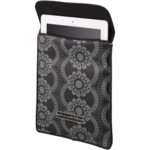 Petunia Pickle Bottom Stowaway iPad Sleeve in Evening in Innsbruck
