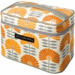 Petunia Pickle Bottom Travel Train Case in Daydreaming in Dax