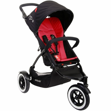 Phil & Teds Dot Buggy - Chilli