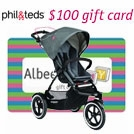 Phil & Teds FREE Gift Cards