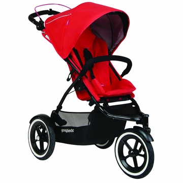 Phil & Teds Navigator 2 Buggy - Cherry