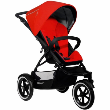 Phil & Teds Navigator Buggy - Cherry