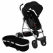 Phil & Teds Smart Buggy with Peanut - Black