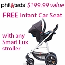 Phil & Teds Smart Lux Promotion