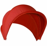 Phil & Teds  Smart Sunhood - Raspberry Red
