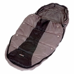 Phil & Teds Snuggle & Snooze Sleeping Bag in Charcoal/Black