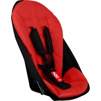 Phil & Teds Sport Stroller Double Kit - Cherry
