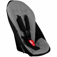 Phil & Teds Sport Stroller Double Kit - Graphite