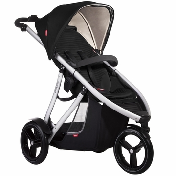 Phil & Teds Vibe Buggy - Black