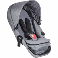 Phil & Teds Voyager Double Kit - Charcoal Marl