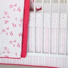 Pink/Pretty with Pink Crib Collection