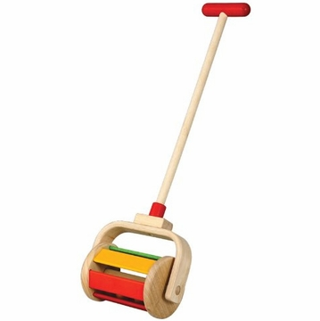 Plan Toys Walk N Roll Push Along Toy