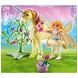 "Playmobil Flower Fairy with Uncorn ""Sun Beam"""