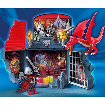 Playmobil My Secret Dragon's Lair Play Box