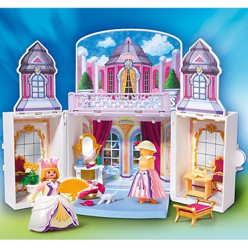 Playmobil My Secret Princess Castle Play Box
