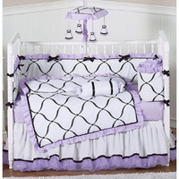 Princess Black, White & Purple Collection
