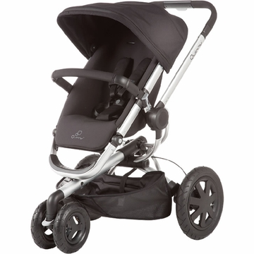 Quinny Buzz Xtra - Rocking Black