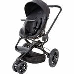 Quinny Moodd Stroller - Black Devotion
