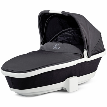 Quinny Tukk Foldable Carrier - Black Irony