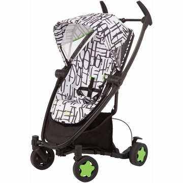 Quinny Zapp Xtra Folding Seat Limited Edition - Kenson