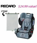 Recaro Gift with Purchase Promotion