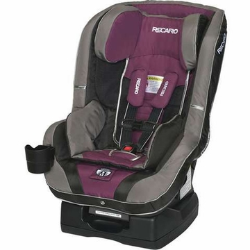 Recaro Performance RIDE Convertible Car Seat - Plum