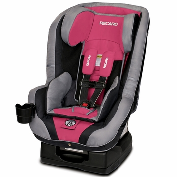Recaro Performance RIDE Convertible Car Seat - Rose