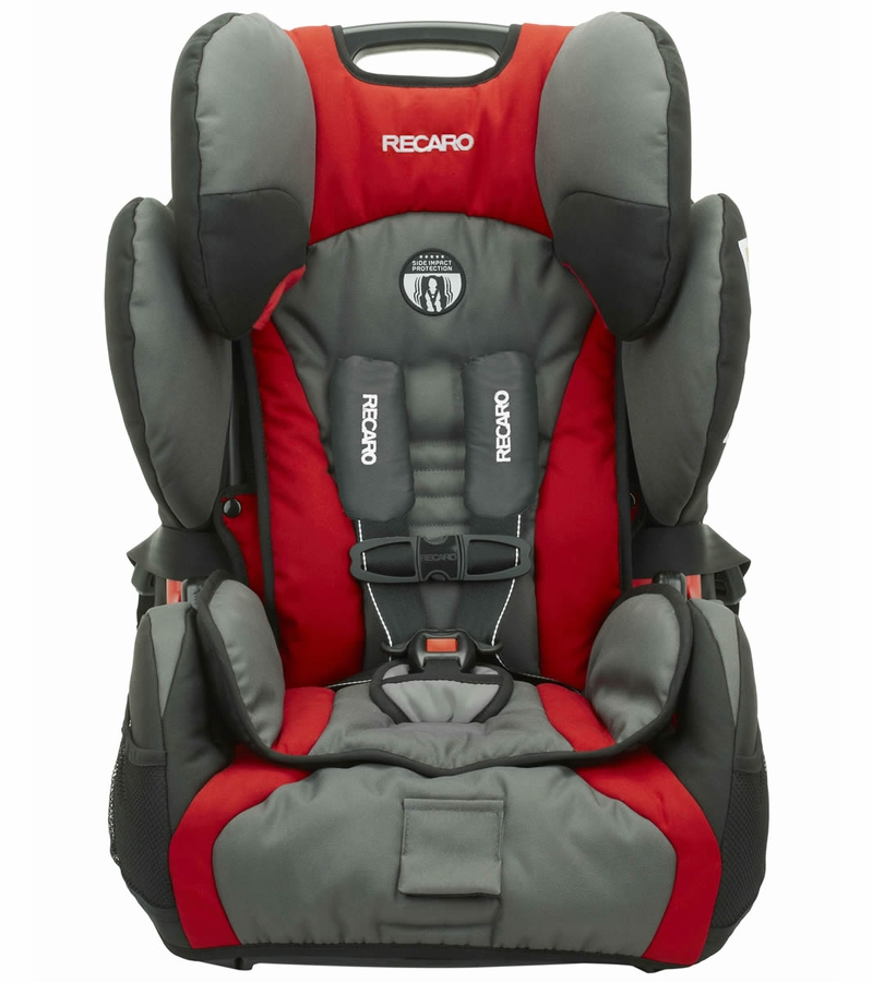 Mesmerize Recaro Performance Sport Car Seat Decoration