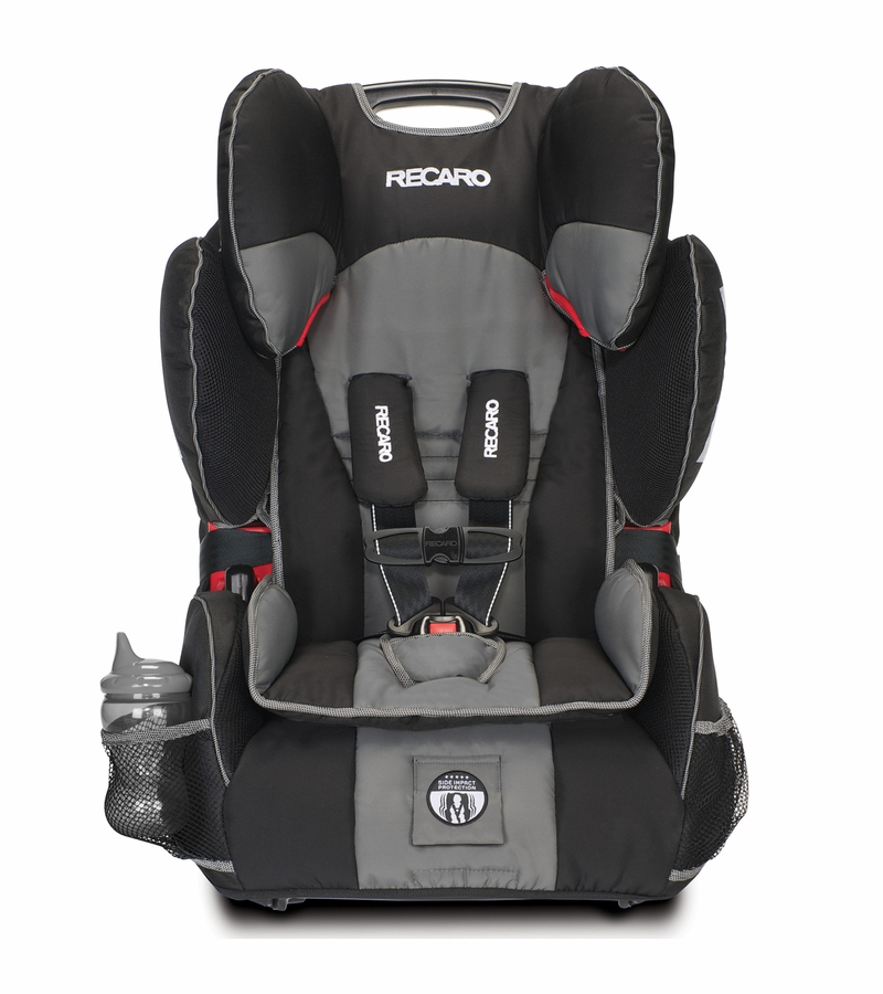 RECARO Performance SPORT Combination Harness to Booster Car Seat - Knight
