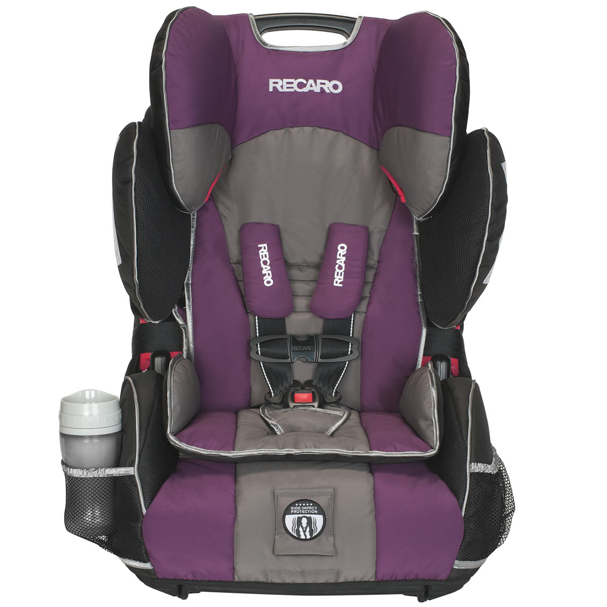 Recaro Booster Car Seat RECARO Performance SPORT Combination Harness to Booster Car Seat ...