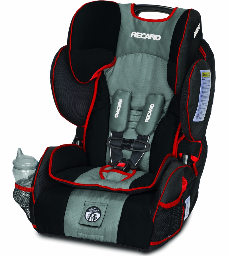 RECARO Performance SPORT Combination Harness to Booster Car Seat - Vibe