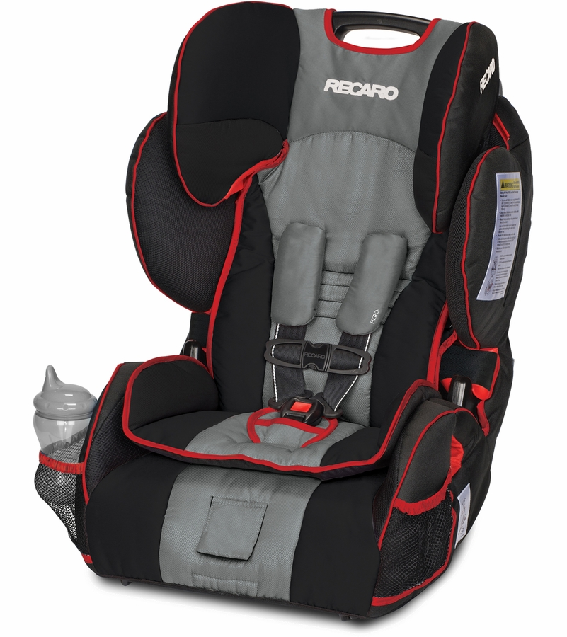 Toddler Booster Seat >> RECARO Performance SPORT Combination Harness to Booster Car Seat - Vibe