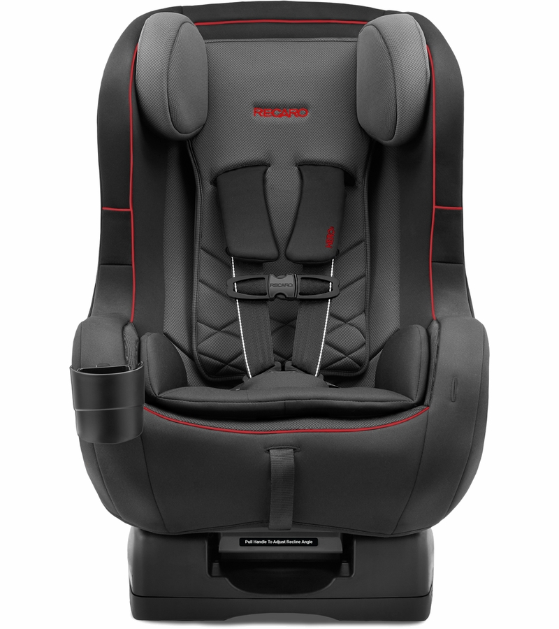 Recaro Roadster Convertible Car Seat Sprint Black