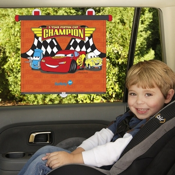 Safety 1st Disney Cars SunSafe Rollershade - 2PK