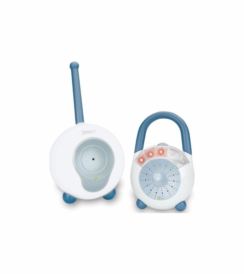 Safety 1st Safe Glow Rechargable Monitor 08051a