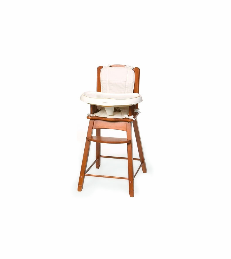 Safety 1st Solid Wood High Chair 03536SDE – Safety 1st Wooden High Chair