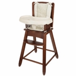 Safety 1st Solid Wood High Chair in Vineland