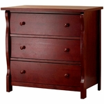 SB2 Princeton 3 Drawer Dresser in Espresso